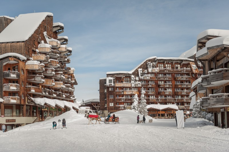 Rental at Falaise Avoriaz area