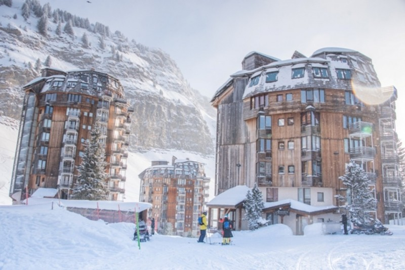 Rental at  Ruches Avoriaz area