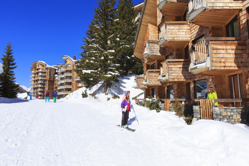 Rental at  Dromonts Avoriaz area