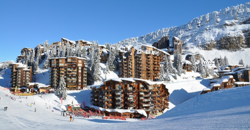 Rental at Hauts Forts-Place Jean Vuarnet Avoriaz area