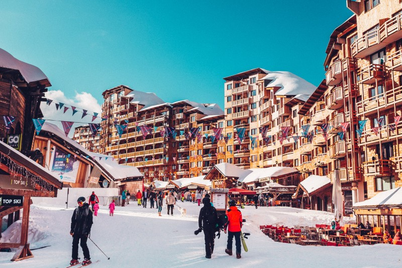 Location quartier Festival Avoriaz